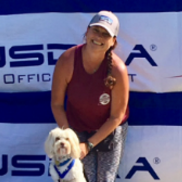 Wendy Dowler teaches obedience training classes, beginning agility and Canine Good Citizen