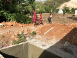 Installation of Clean Water System at Saint Michel Parish  Diocese of Hinche - Plateau Central