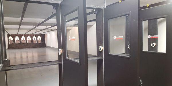 The Indoor Gun Range Shooting Range Indoor Gun Range