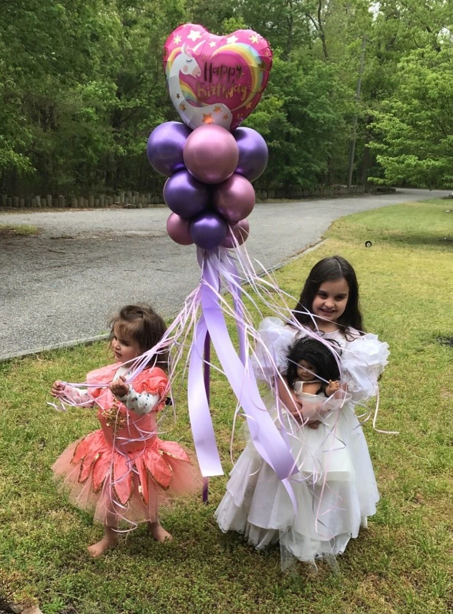 Balloon Yard Art Displays for Parties and Celebrations in Atlantic County, NJ