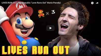 Super Mario One Republic