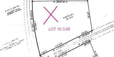 Plot Map Map/Lot 002-005-010