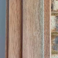 140mm double rebated timber jamb