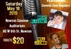 Presented by Relay for Life, Tickets- $20 https://rflstandup2cancer.ticketleap.com/standup2cancer/