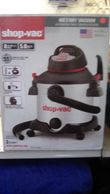 Brand new in the box 8 Gallon 5.0 hp wet and dry vacuum cleaner. Made in USA. 3 year warranty.