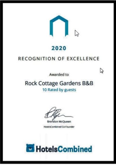 2020 Hotels Combined Industry  Rating 10 by Guests