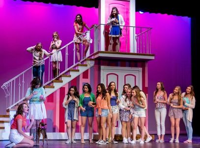 """Legally Blonde The Musical,"" February 2015"