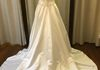 Size 12 Ivory- Originally $878 SALE $399 Designer:PC Mary's 6555 SALE PRICE FOR JULY SALE $99