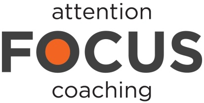 Attention Focus Coaching