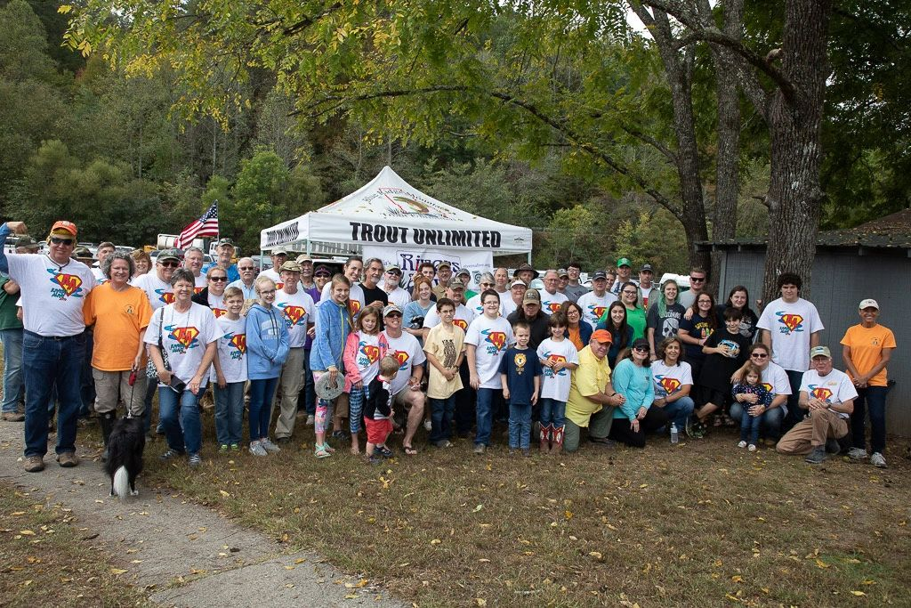 Volunteers of Rivers Alive 2019 joined together on Oct. 12 to collect trash  from our waterways.