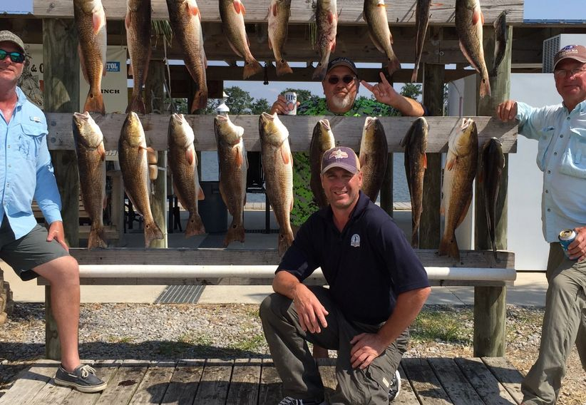 Professional Fishing Charter
