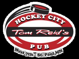 Tom Reid's Logo