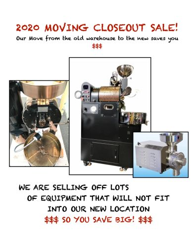 CHECK OUT THE WAREHOUSE MOVING SALE! NEW PRODUCTS ADDED WEEKLY!