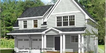 Stephanie, real estate, new construction, neighborhood, southern maine, south berwick