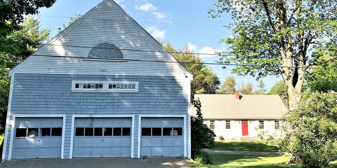 Portico Realty, North Berwick, Real Estate, Cape, Barn