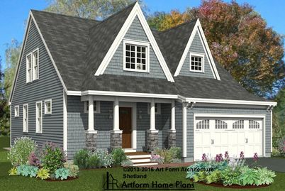 """Shetland, South Berwick, Portico Realty, Custom homes, southern maine"
