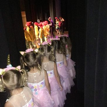 "Unicorn ballet - End of Year Showcase -""Magical creatures"""