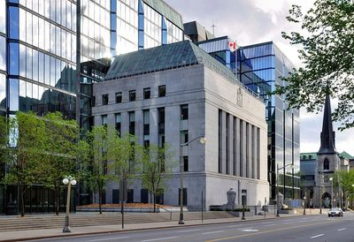 Bank of Canada, 234 Wellington Street in Ottawa