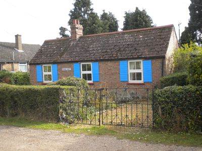 Cosy cottage located in Ingoldisthorpe North Norfolk