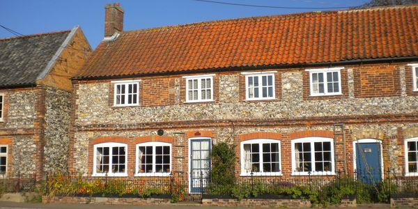Cottage rental north Norfolk