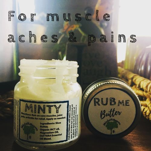 Mila Earth Niagara - Skin Care, Magnesium, Shea Butter