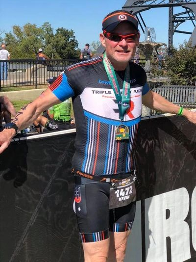 Kevin Whaley Ironman 70.3 Waco