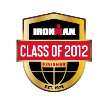 Ironman Class of 2012 Badge