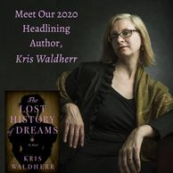 The multi-talented author and artist, Kris Waldherr, will headline for Once Upon a Hallowed Eve.