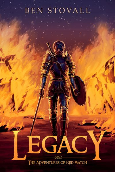 The cover of Legacy