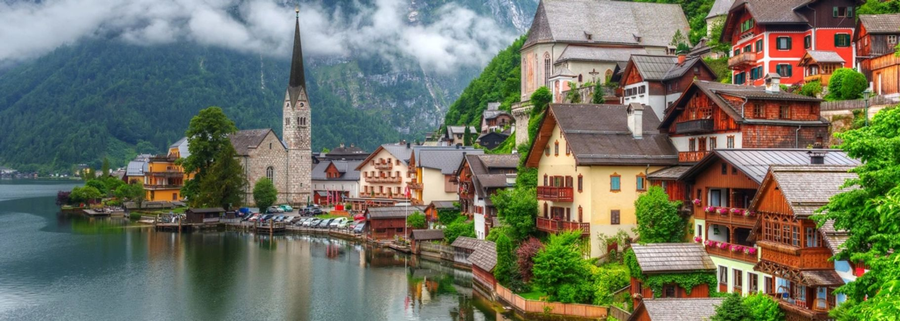 Traveler's Tongue Austria - An alpine land of fairy tale castles, Mozart, and Wiener schnitzel...