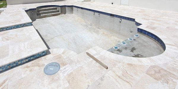 Oklahoma City and Edmond OK pool remodel and renovation specialists! Tile, coping, deck, plaster.