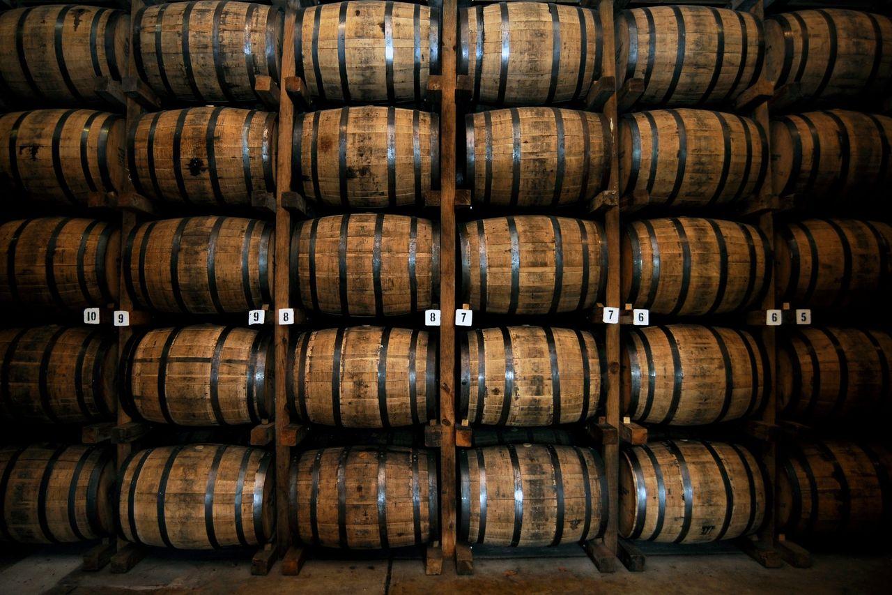 Cask Whiskey
