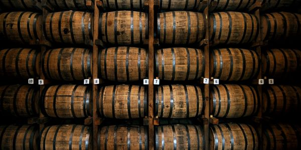For You Brewing Supplies. We sell barrels that are hand made in the United States out of oak.