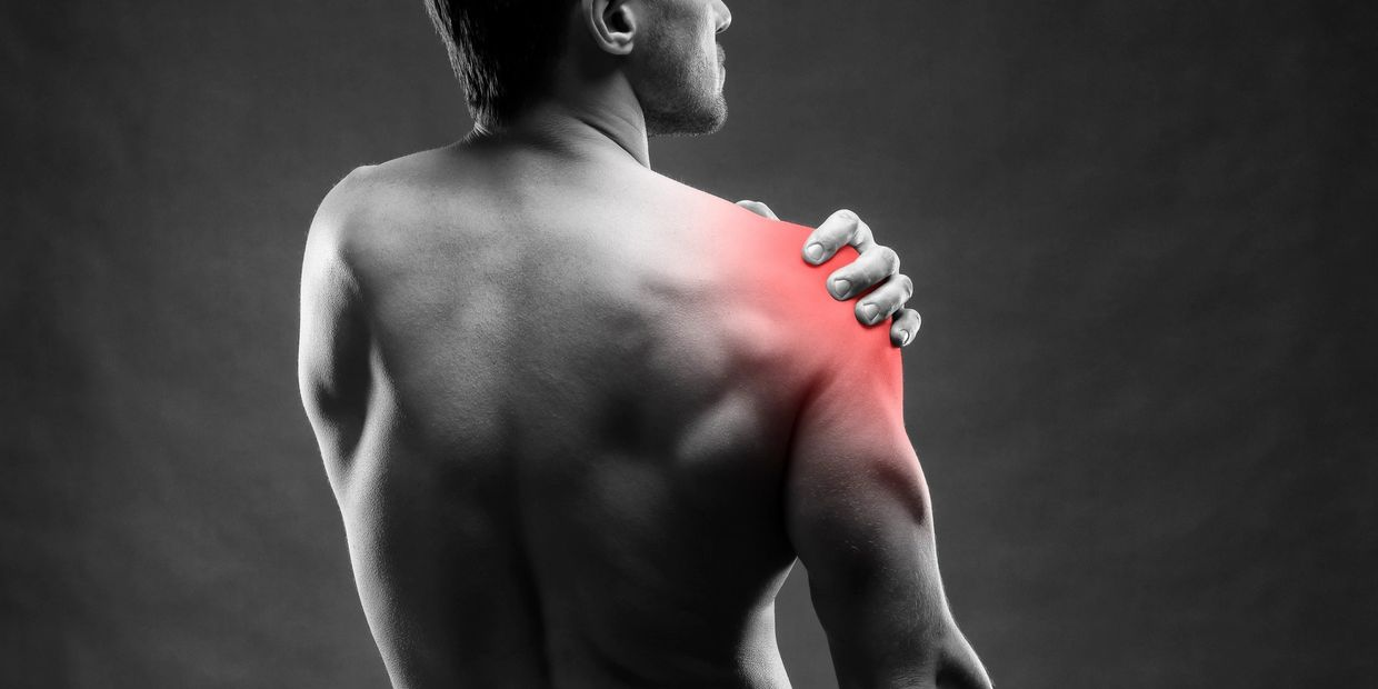 shoulder pain rotator cuff injury tendonitis Physio physiotherapy Waterloo