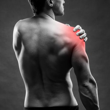 Shoulder pain in Tomball Texas