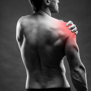 shoulder pain and inflammation Tomball The Woodlands Spring Magnolia Texas