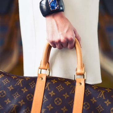 Luxury Handbags - Flatter Me    Again! Recycled Riches & Fashion