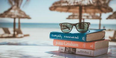 Books to read at the beach