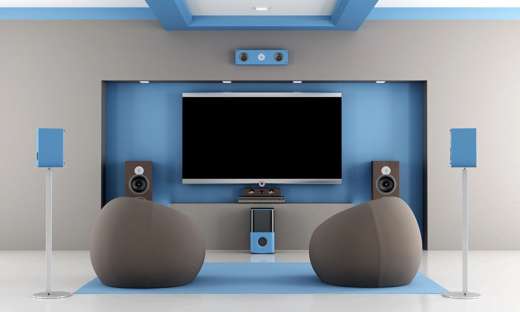Home Theatre Installation, Smart Home Integration, Home Automation Installation