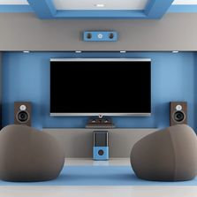 home theater sales and installation, home audio and surround sound systems