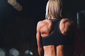 Fitness doesn't just happen.  It only takes seven days of absolute commitment without interruption t