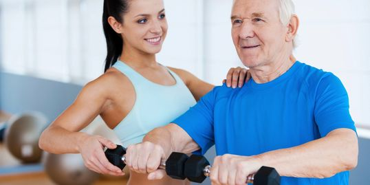 55plus Senior Fitness in home training in Dover Delaweare 55+ personal training
