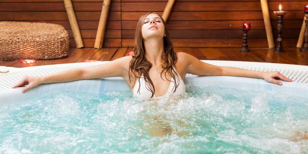 Bull frog spas, jacuzzi hot tub, doughboy pools, pool tables, arcade games for relaxation