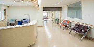 Professional Hospital Cleaning and Sanitation Services