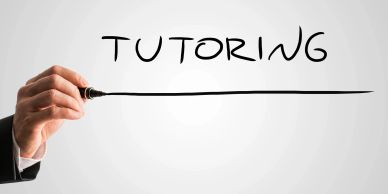 Private and tailored tutoring