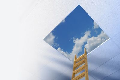Leadership ladder to the sky