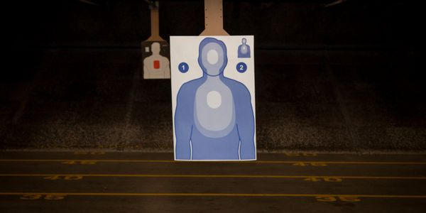 Michigan Pistol Academy Virtual Range LaserShot Simulator