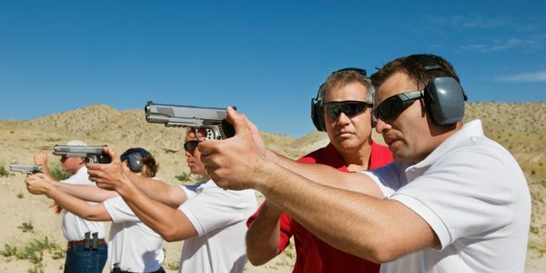 Concealed Carry Permit Classes