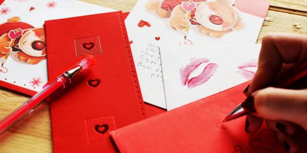 Unique Original Designs for Valentines, Post Cards for Mail Carriers Christmas, Note Cards