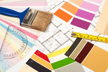 Paint chips, space planning, furniture shopping, lighting, decor, sourcing, interior design, project